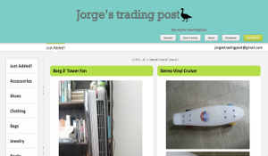 Jorge's Trading Post
